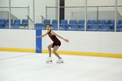 Senior On Ice Competition
