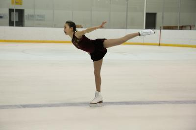 Intermediate On Ice Competition